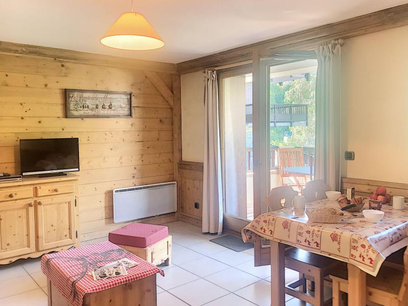 Wakacje w górach Apartament 2 pokojowy 4 osób (A1) - Résidence le Cochet - Saint Martin de Belleville - Pokój gościnny