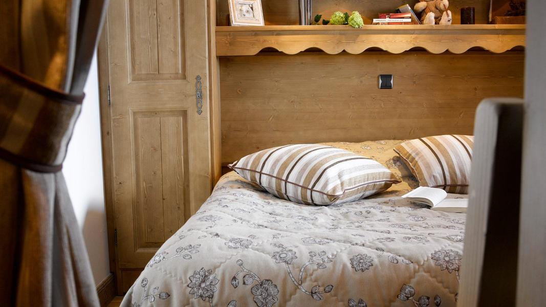 Urlaub in den Bergen Résidence le Coeur d'Or - Les Arcs - Schlafzimmer