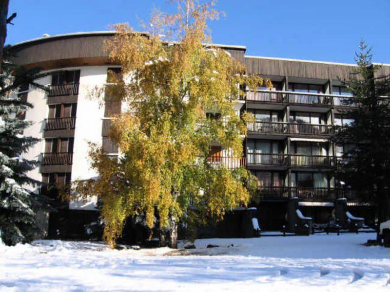 Vacances en montagne Appartement 2 pièces coin montagne 6 personnes - Résidence le Coolidge - Serre Chevalier