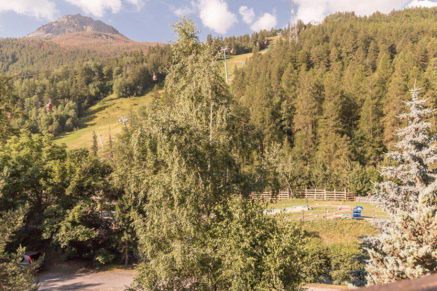 Vacances en montagne Appartement 2 pièces coin montagne 6 personnes (2C) - Résidence le Coolidge - Serre Chevalier