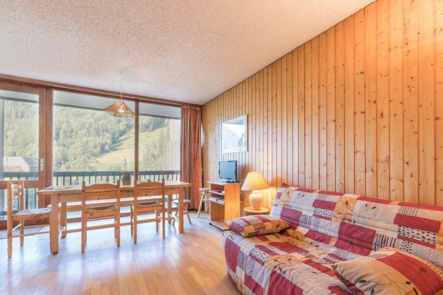 Vacances en montagne Studio coin montagne 4 personnes (PERR4B) - Résidence le Coolidge - Serre Chevalier