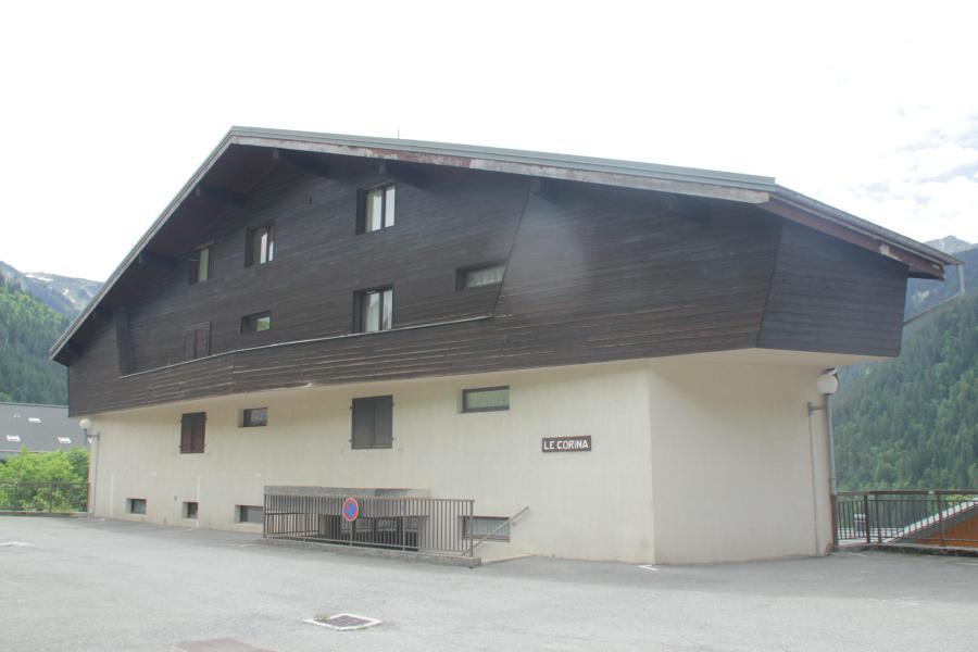 Location au ski Résidence le Corinna - Châtel - Extérieur été