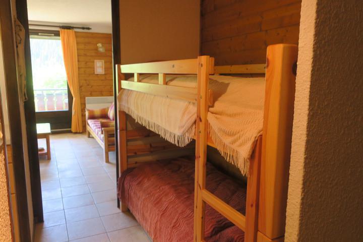 Vacances en montagne Appartement 2 pièces coin montagne 4 personnes (CN13) - Résidence le Corinna - Châtel - Banquette-lit tiroir