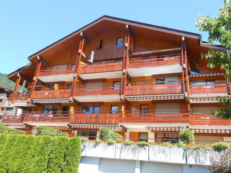 Holiday in mountain resort Résidence le Cornillon - Le Grand Bornand