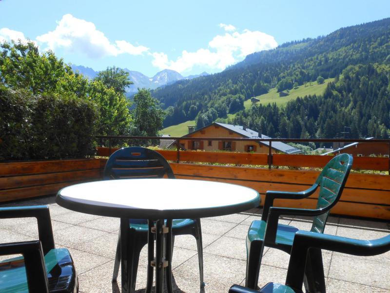 Holiday in mountain resort Résidence le Cornillon - Le Grand Bornand -