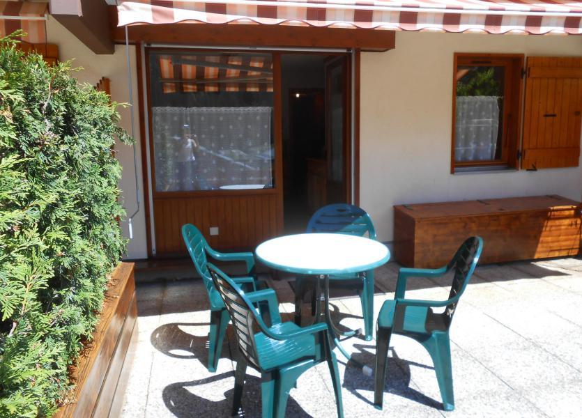 Holiday in mountain resort Studio cabin 4 people (3181) - Résidence le Cornillon - Le Grand Bornand