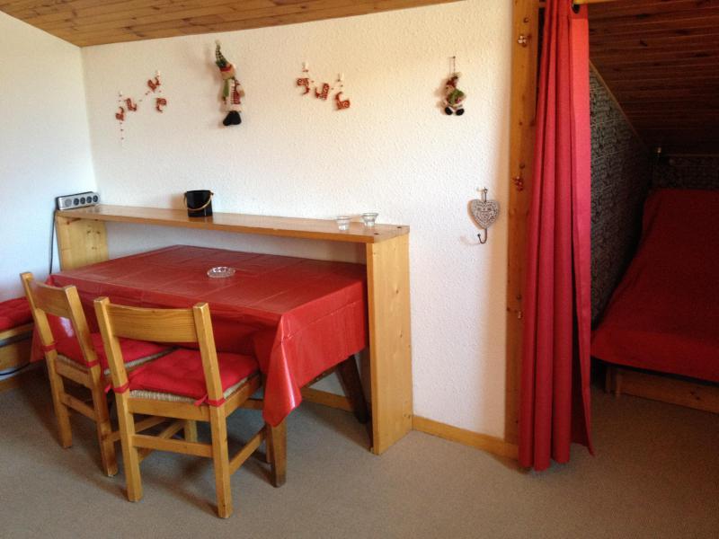 Vacances en montagne Studio 2 personnes (049) - Résidence le Côté Soleil - Valmorel - Logement