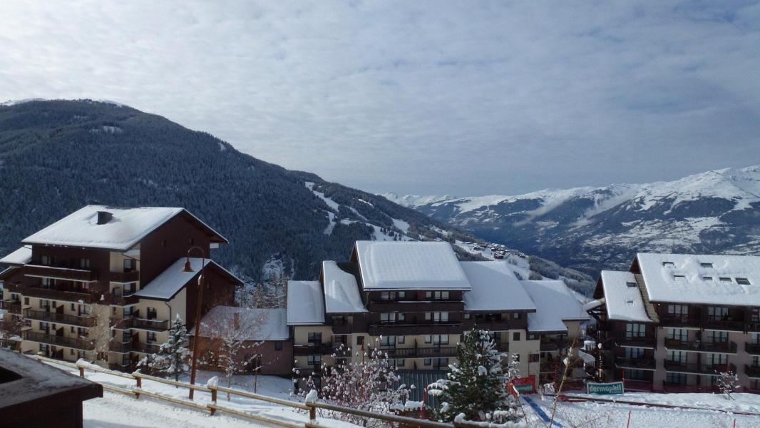 Vacances en montagne Studio coin montagne 5 personnes (77) - Résidence le Crêt de l'Ours 1 - Peisey-Vallandry
