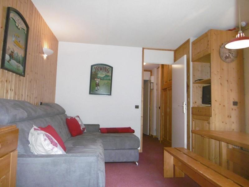 Location au ski Appartement 2 pièces 5 personnes (009) - Residence Le Creux De L'ours B - Méribel-Mottaret - Extérieur été