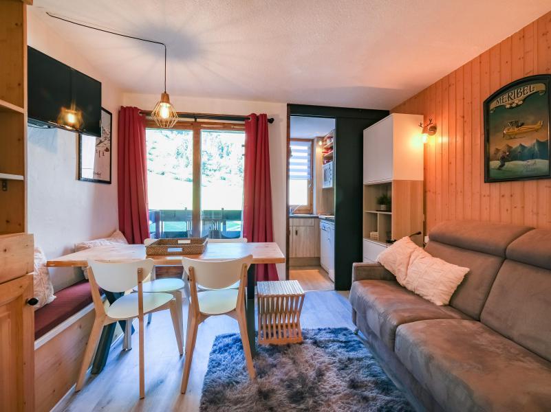 Vacances en montagne Appartement 2 pièces 5 personnes (009) - Résidence le Creux de l'Ours B - Méribel-Mottaret