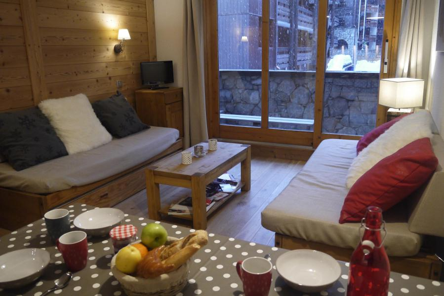 Vacances en montagne Appartement 2 pièces 5 personnes (007) - Résidence le Creux de l'Ours B - Méribel-Mottaret - Logement
