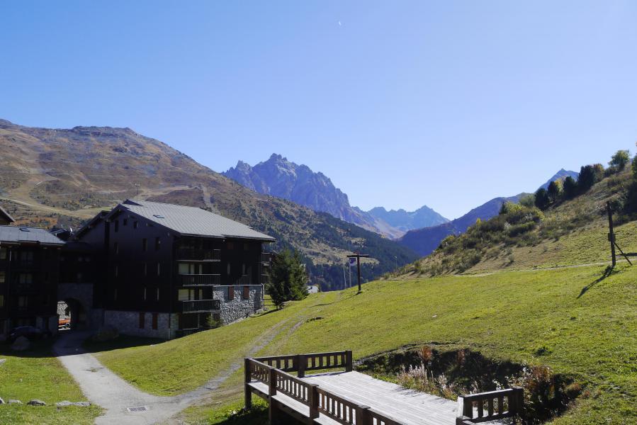 Ski verhuur Appartement 2 kamers 5 personen (067) - Résidence le Creux de l'Ours D - Méribel-Mottaret - Buiten zomer