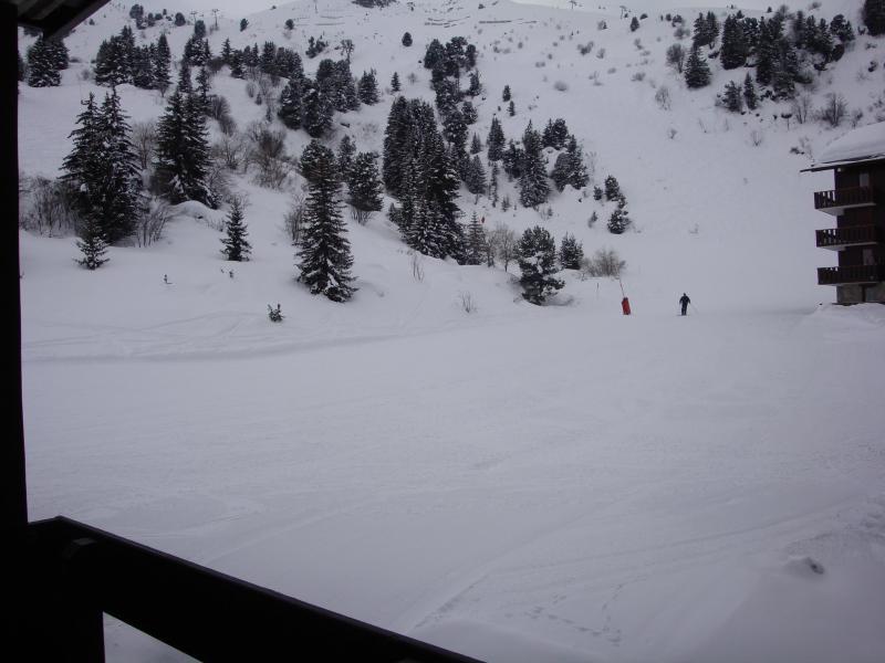 Vacances en montagne Studio 4 personnes (140) - Résidence le Creux de l'Ours D - Méribel-Mottaret
