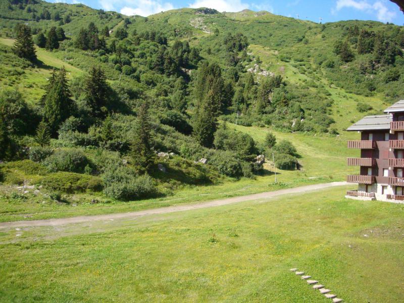Vacances en montagne Studio 4 personnes (174) - Résidence le Creux de l'Ours D - Méribel-Mottaret