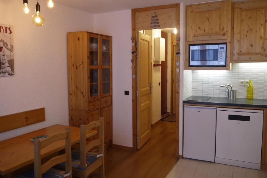 Vacances en montagne Appartement 2 pièces 5 personnes (039) - Résidence le Creux de l'Ours D - Méribel-Mottaret - Cuisine