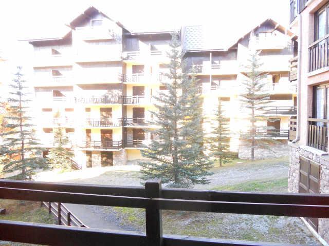 Vacaciones en montaña Estudio para 4 personas (14) - Résidence le Cristal - Risoul