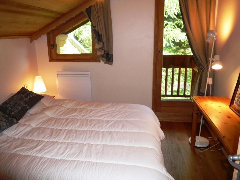 Vacances en montagne Appartement duplex 4 pièces 8 personnes (10 R) - Résidence le Cristal - Méribel