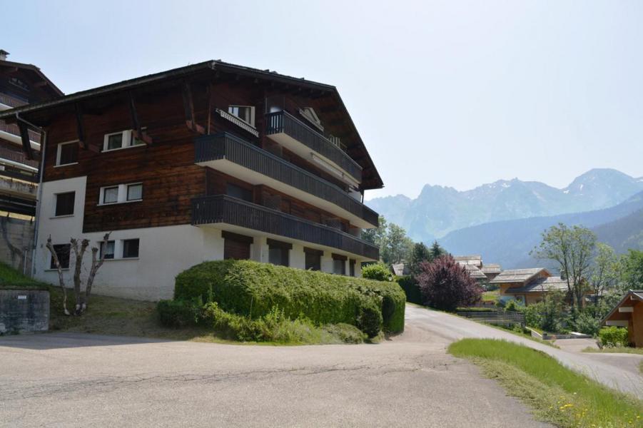 Urlaub in den Bergen Résidence le Cristal - Le Grand Bornand