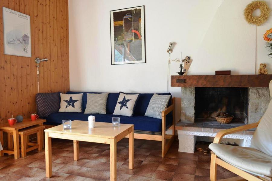 Urlaub in den Bergen Wohnung 2 Mezzanine Zimmer 5 Leute (3M) - Résidence le Cristal - Le Grand Bornand