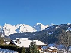 Holiday in mountain resort 3 room apartment 6 people (1G) - Résidence le Cristal - Le Grand Bornand