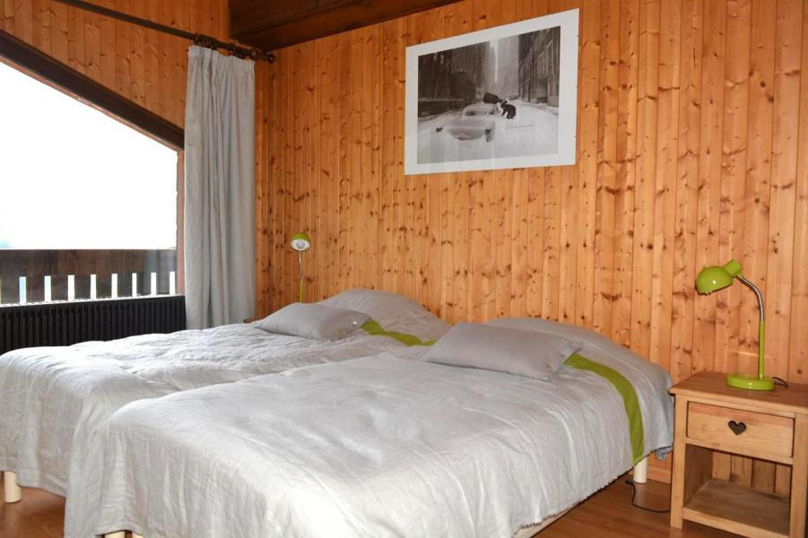 Holiday in mountain resort 4 room apartment 8 people (75) - Résidence le Cristal - Le Grand Bornand