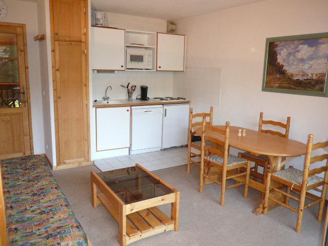 Vacances en montagne Appartement 2 pièces 4 personnes (44) - Résidence le Cristal - Méribel - Logement