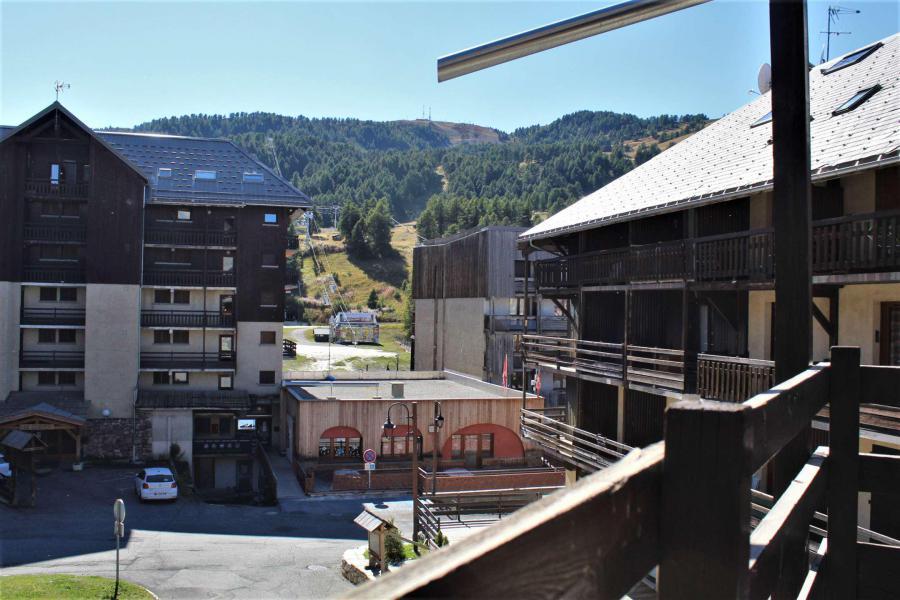 Wakacje w górach Studio z alkową 4 osoby (23B) - Résidence le Cristal B - Risoul