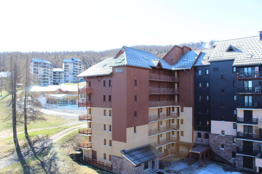 Wakacje w górach Apartament 3 pokojowy 6 osób (613B) - Résidence le Cristal B - Risoul