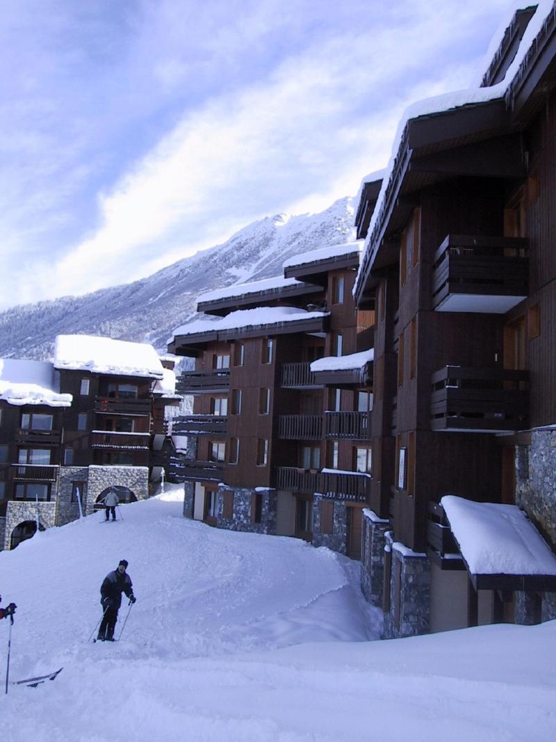 Vacances en montagne Résidence le Cristallin - Valmorel