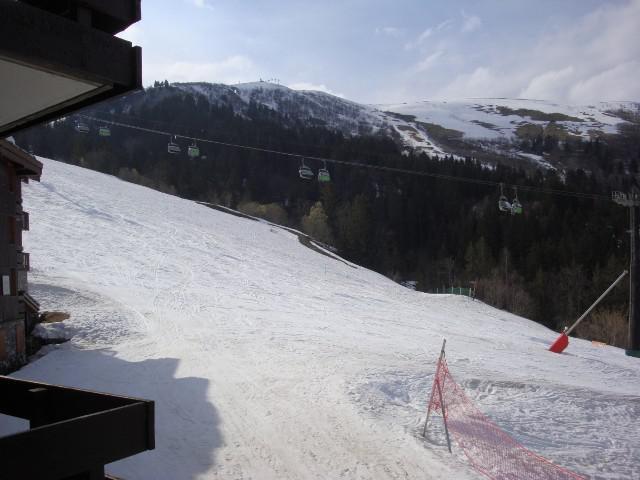 Vacances en montagne Studio 4 personnes (012) - Résidence le Cristallin - Valmorel