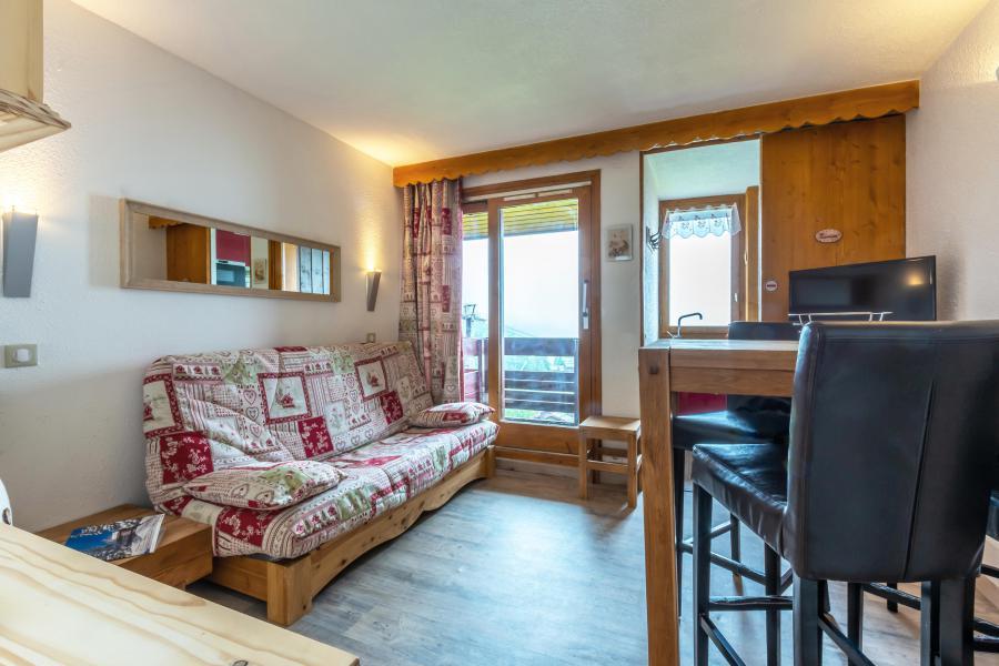 Vacances en montagne Appartement 2 pièces 4 personnes (047) - Résidence le Cristallin - Valmorel