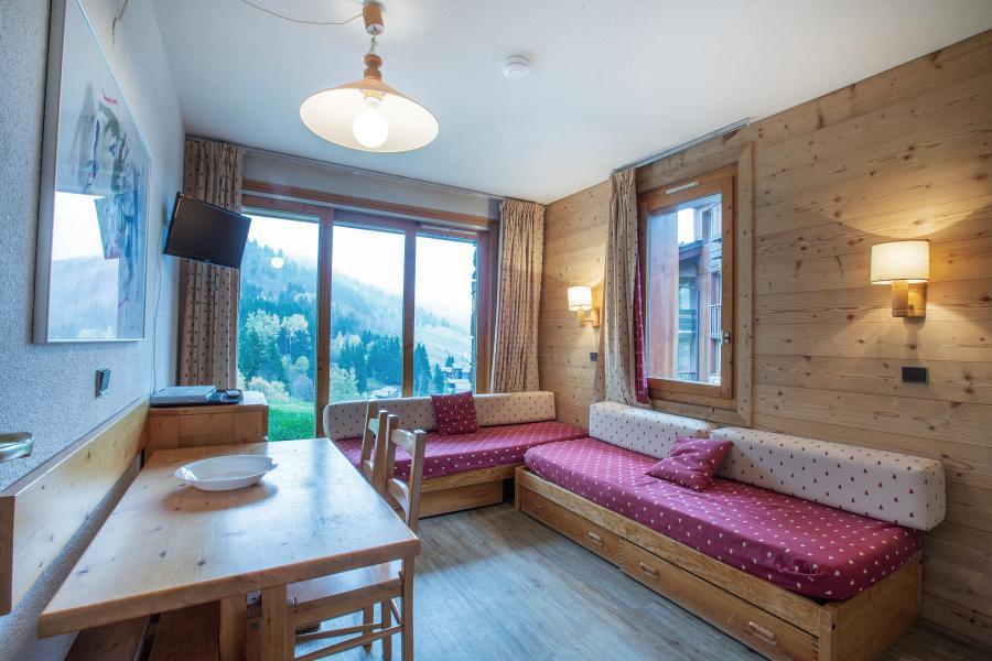 Vacances en montagne Studio 4 personnes (001) - Résidence le Cristallin - Valmorel