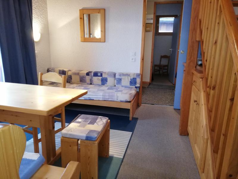 Vacances en montagne Appartement duplex 2 pièces 4 personnes (056) - Résidence le Cristallin - Valmorel