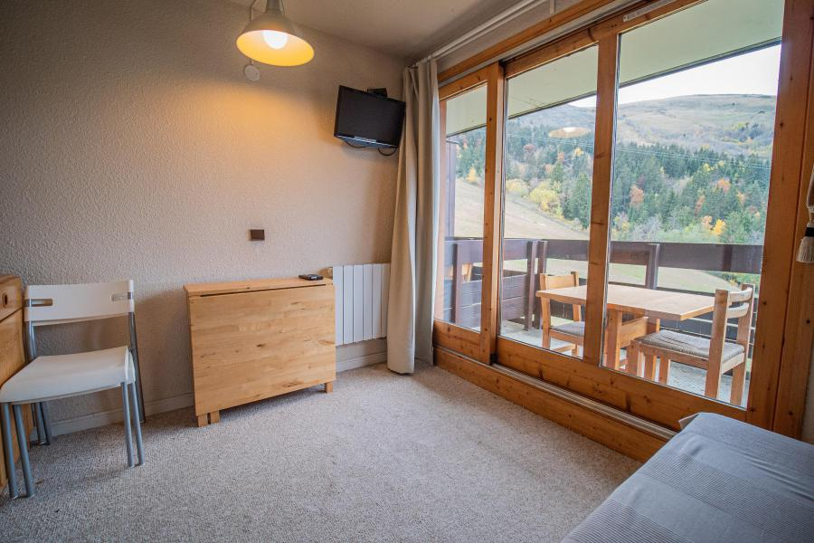 Vacances en montagne Studio 2 personnes (013) - Résidence le Cristallin - Valmorel