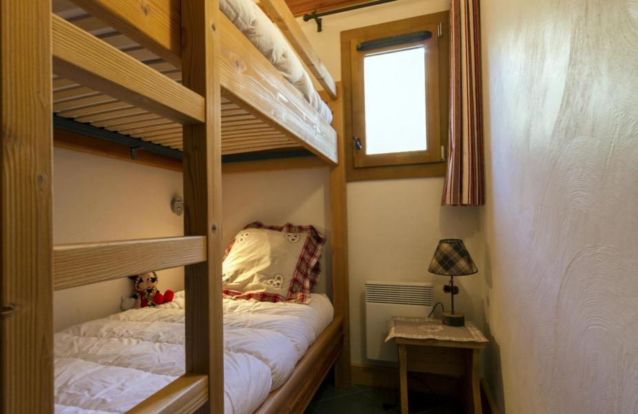 Holiday in mountain resort 3 room apartment 4-6 people - Résidence le Critérium - Val Cenis - Bunk beds