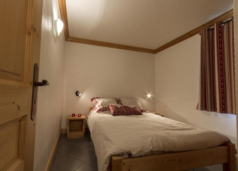 Holiday in mountain resort 4 room apartment 6 people - Résidence le Critérium - Val Cenis - Double bed