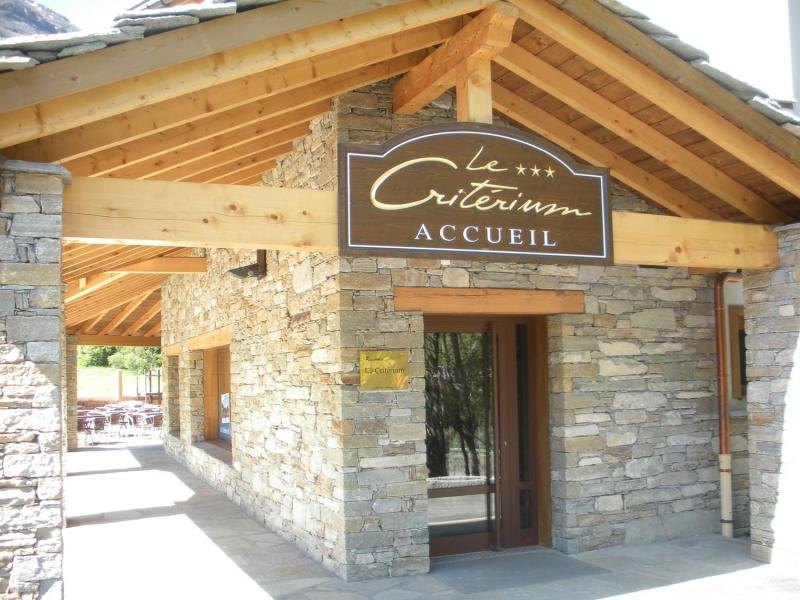 Rent in ski resort Residence Le Criterium - Val Cenis - Summer outside