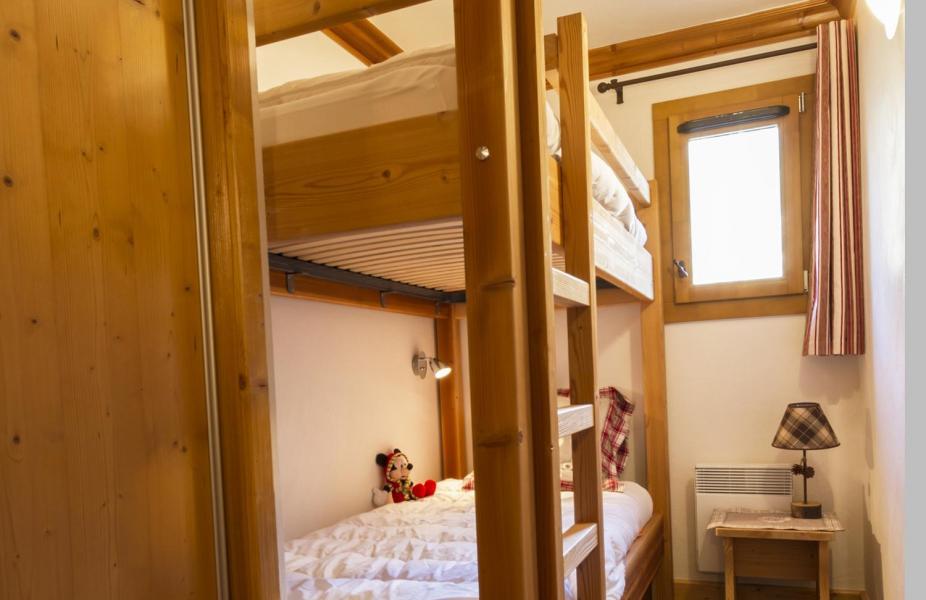 Vacaciones en montaña Apartamento 4 piezas para 6 personas - Résidence le Critérium - Val Cenis - Camas literas
