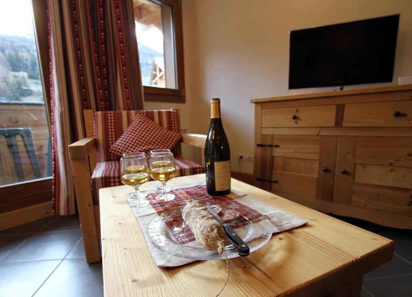 Vacances en montagne Résidence le Critérium - Val Cenis - Cuisine