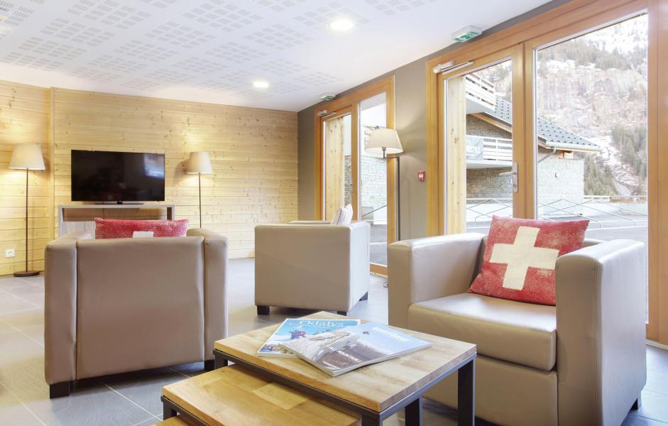 Vacances en montagne Résidence le Crystal Blanc - Vaujany - Réception