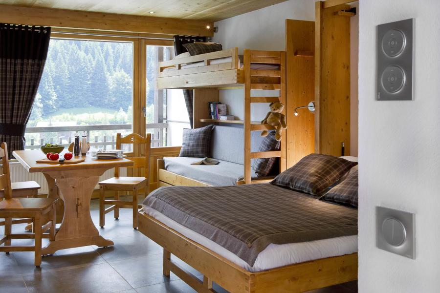 Holiday in mountain resort Studio 4 people (006) - Résidence le Danay - Le Grand Bornand