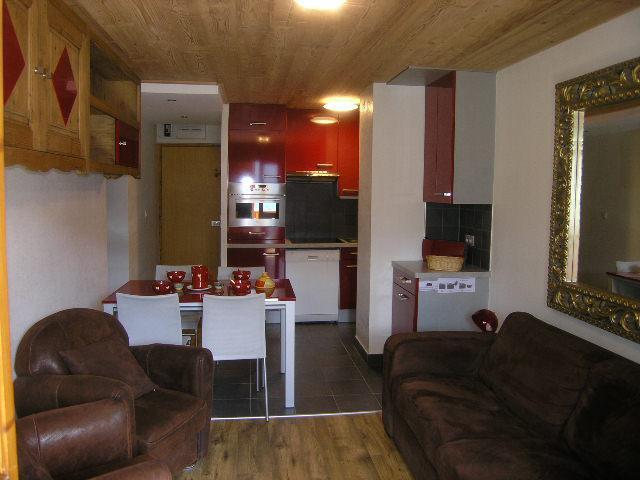 Vacances en montagne Appartement 2 pièces 4 personnes (K16) - Résidence le Daphné - Méribel