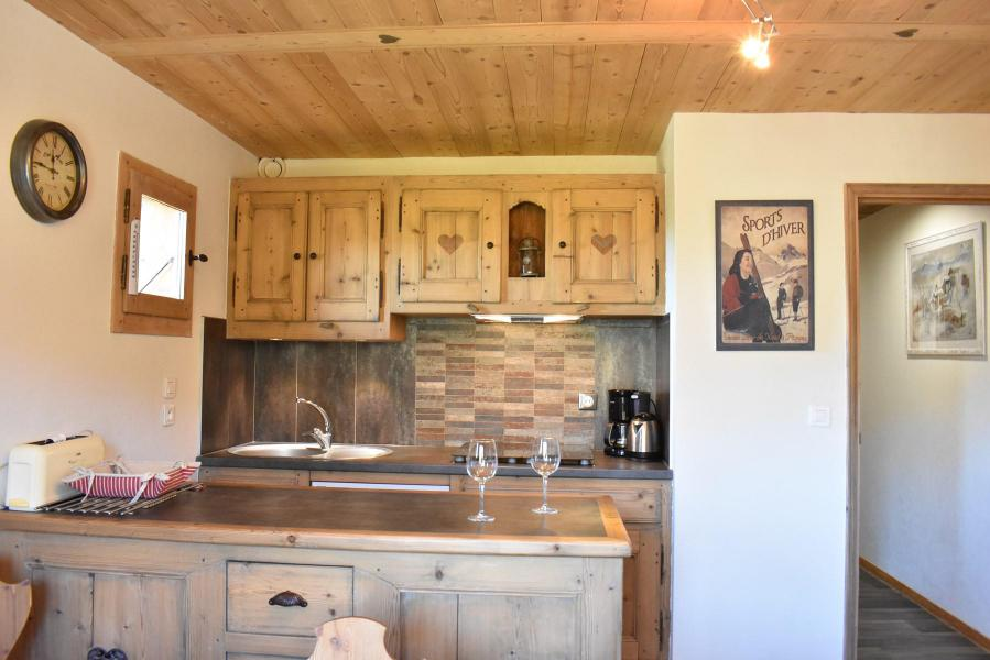 Vacances en montagne Appartement 3 pièces 6 personnes (K8) - Résidence le Daphné - Méribel