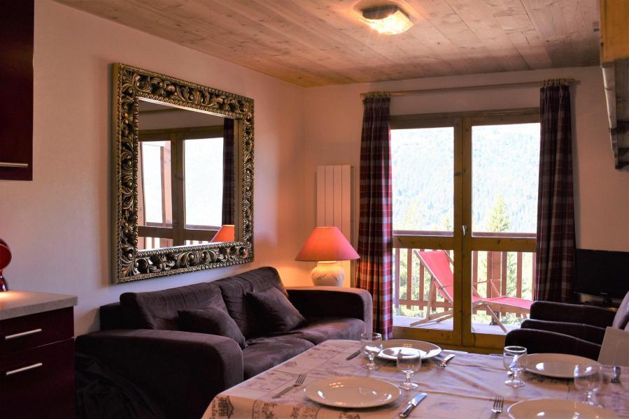 Vacances en montagne Appartement 2 pièces 4 personnes (K16) - Résidence le Daphné - Méribel - Logement