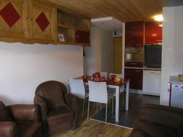 Vacances en montagne Appartement 2 pièces 4 personnes (K16) - Résidence le Daphné - Méribel - Chambre
