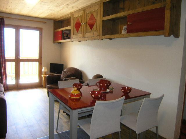 Vacances en montagne Appartement 2 pièces 4 personnes (K16) - Résidence le Daphné - Méribel - Séjour