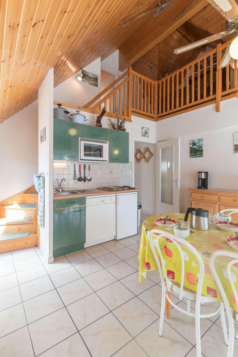 Wakacje w górach Apartament duplex 3 pokojowy 6 osób (BLIN25) - Résidence Le Dauphinois - Serre Chevalier