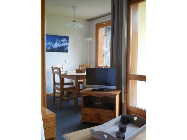 Vacaciones en montaña Apartamento 2 piezas para 5 personas (006) - Résidence le Dé 1 - Montchavin La Plagne - TV