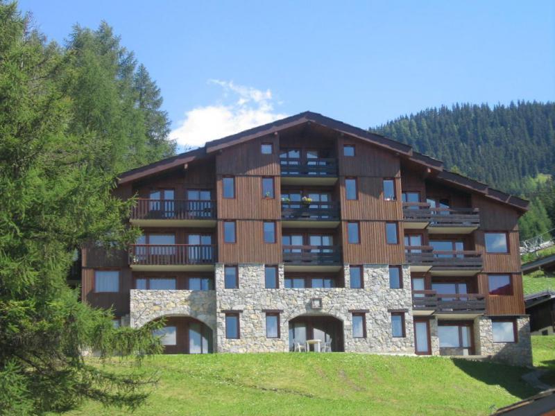 Location au ski Appartement 2 pièces 5 personnes (008) - Résidence le Dé 2 - Montchavin La Plagne - Extérieur été
