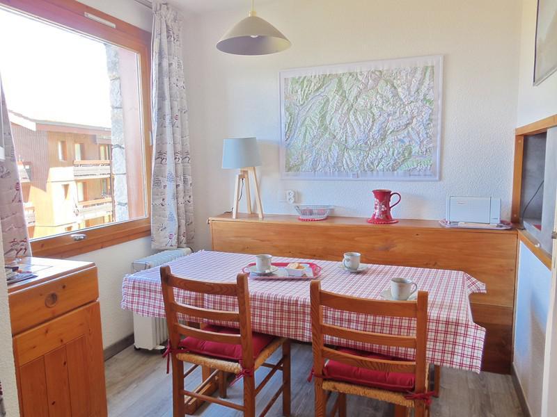 Vacances en montagne Appartement 2 pièces 6 personnes (006) - Résidence le Dé 2 - Montchavin La Plagne - Table